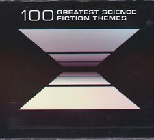 100 Greatest Science Fiction Themes - 2018 Silva Screen 6 CD Set
