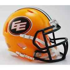 Edmonton Eskimos Riddell Revolution Speed Mini Football Helmet Cfl
