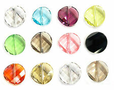SWAROVSKI Crystal Element 5621 TWIST BEAD Round  Many Color / Size