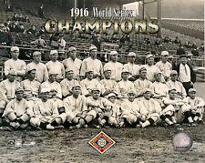 "1916 Boston Red Sox World Series Champions Team  8"" x 10"" Photo"