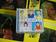 CD Pop Steps Steptacular 14-T Album JIVE