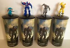 Transformers: The Last Knight Movie Theater Exclusive Cup Topper Set #2
