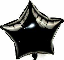 R42F16 Helium Folienballon Baby Schwarz Stern Hochzeit Deko Geburtstag Geschenk