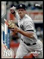 2020 Topps Opening Day Base #79 DJ LeMahieu - New York Yankees