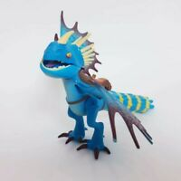 New Rare EGG w// PURPLE Baby Deadly Nadder like Stormfly Plush Dragon How Train 3