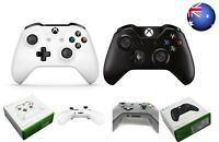 New Xbox One S Wireless Bluetooth Game Controller Gamepad for MS PC Window AU