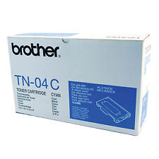 Original Brother Toner HL 2700 MFC 9420 TN-04C TN04C TN 04 Cyan A-Ware