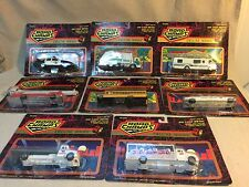 1993 ROAD CHAMPS DELUXE SERIES and DIE CAST COLLECTION LOT (8)