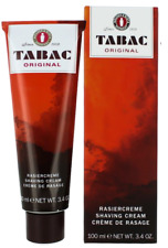 Tabac by Maurer & Wirtz for Men Shaving Cream 3.4 oz. New in Box