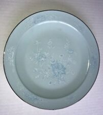 Noritake Dinner Plate - Engagement pattern #8009/W81 - Blue Green 10 3/8""