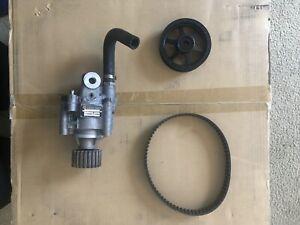 Porsche 911-993 Power Steering Pump, Belt, Cam Drive Pulley