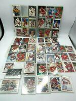 1990s Detroit Red Wings Hockey Card Lot of 65 - Lidstrom Federov Yzerman Coffey