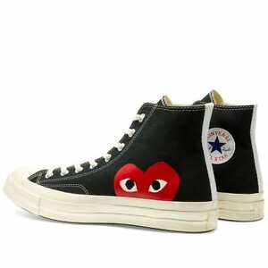 Scarpe Shoes Converse x Comme Des Garcons Play Nuove New