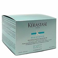 Kerastase Resistance Masque Force Architecte 200ml/6.8oz Expt. 2021 New Box Seal
