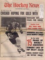 The Hockey News July 1976 Vol 29 #35 Bobby Orr