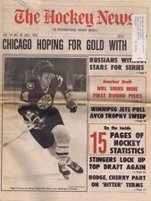 The Hockey News July 1976 Vol 29 #35 Bobby Orr