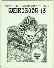 Weirdbook 13, Sf-Horror-Fantasy-Fantast ic-Weird Stories Fanzine/Magazine