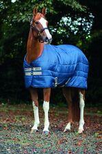 "Horseware Mio Insulator 300g Heavyweight Stable Horse Rug 6'6"" Navy"