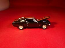 GL BEAUTIFUL '67 FORD MUSTANG GT DIE CAST WITH RUBBER TIRES LIMITED EDITION