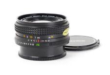 Konica Hexanon AR 1.8/40mm f/1.8 40mm mount Konica AR Pancake Lens No.7189849
