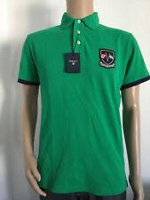 Gant O.P. wover collar pique rugger camiseta polo col Verdant Green GR s*19