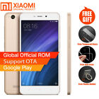 "New Xiaomi Redmi 4A Snapdragon 425 3120mAh 13.0MP 5.0"" 2GB+16GB Gold Smartphone"