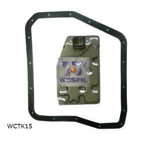 WESFIL Transmission Filter FOR Toyota RAV4 1997-2000 A541H WCTK15