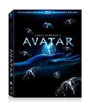 Avatar (Extended Collector's Edition) [Blu-ray] Free Shipping