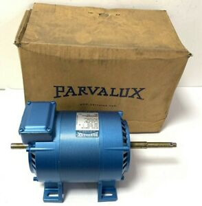 New Parvalux 250w SD48 AC Electric Motor 3-Phase 2800RPM 2-Pole 50/60Hz W08970