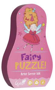NEW 25 Piece Childrens Kids Fairy Puzzle
