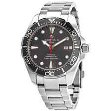 Certina DS Action Diver Automatic Grey Dial Men's Watch C032.407.44.081.00