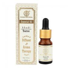Khadi Tea tree Essential Oil 100% Undiluted Pure Natural Fragrance Oil 10ml