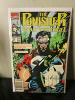 Punisher War Journal (1988) #18 Marvel,Jim Lee BAGGED BOARDED~