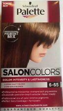 Schwarzkopf PALETTE SALON Hair Colour 6-65 Dark Gold Blonde