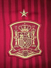 Adidas Authentic Spain 2014 2010 FIFA World Champions Soccer Jersey Size XL BNWT