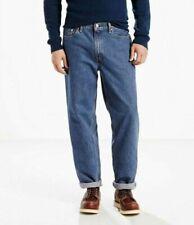 Jeans da uomo blu lunghi Levi's
