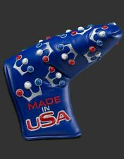 New, Scotty Cameron, 2020 Us Open Mini Crown Blue Headcover!