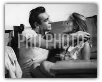 1962 UK Dr No 007 James Bond Girl Ursula Andress Sean Connery Passionate On Boat