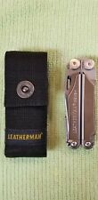 Leatherman Wave Plus Stainless Steel Multi-Tools.
