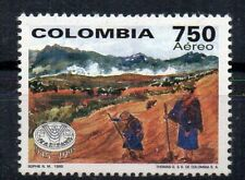 STAMPS - COLOMBIA - 1995 - AIRMAIL - 50th ANNIVERSARY OF THE F.A.O -