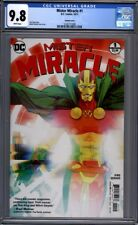 Mister Miracle #1  Variant Cover  DC Comics   Sold Out 2nd Print   CGC 9.8