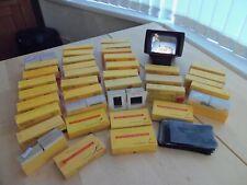 Photax Solar 3 Slide Projector & 1,000+ 60/70/80s Kodakchrome Slides -Travel