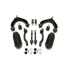 14 Pc New Suspension Kit for Honda Civic 96-00 Upper Control Arms & Tie Rod Ends