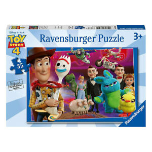 Ravensburger Toy Story 4 Made to Play 35 Piece Jigsaw Puzzle NEW
