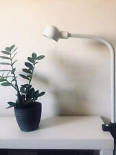 Retro 1980s White Desk Lamp - Adjustable Desk Lamp - Home Decor