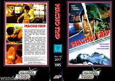 VHS Macho TRIP ( Girls on the Road ) (1973) - Ralph Waite - Diann Hull