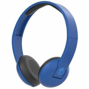 Skullcandy Uproar Bluetooth Wireless On-Ear Headphones - Royal Blue