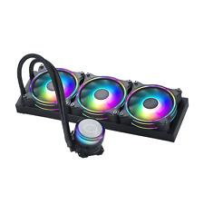 NEW Cooler Master MASTERLIQUID ML360 ILLUSION ARGB CPU Liquid Cooler Intel AMD