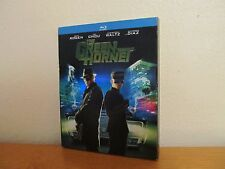 THE GREEN HORNET Blu Ray - I combine shipping - with Slipcover