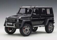 AUTOart 1:18 Mercedes-Benz 6500 4x4 2 in Gloss Black